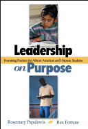 Leadership on Purpose ebook