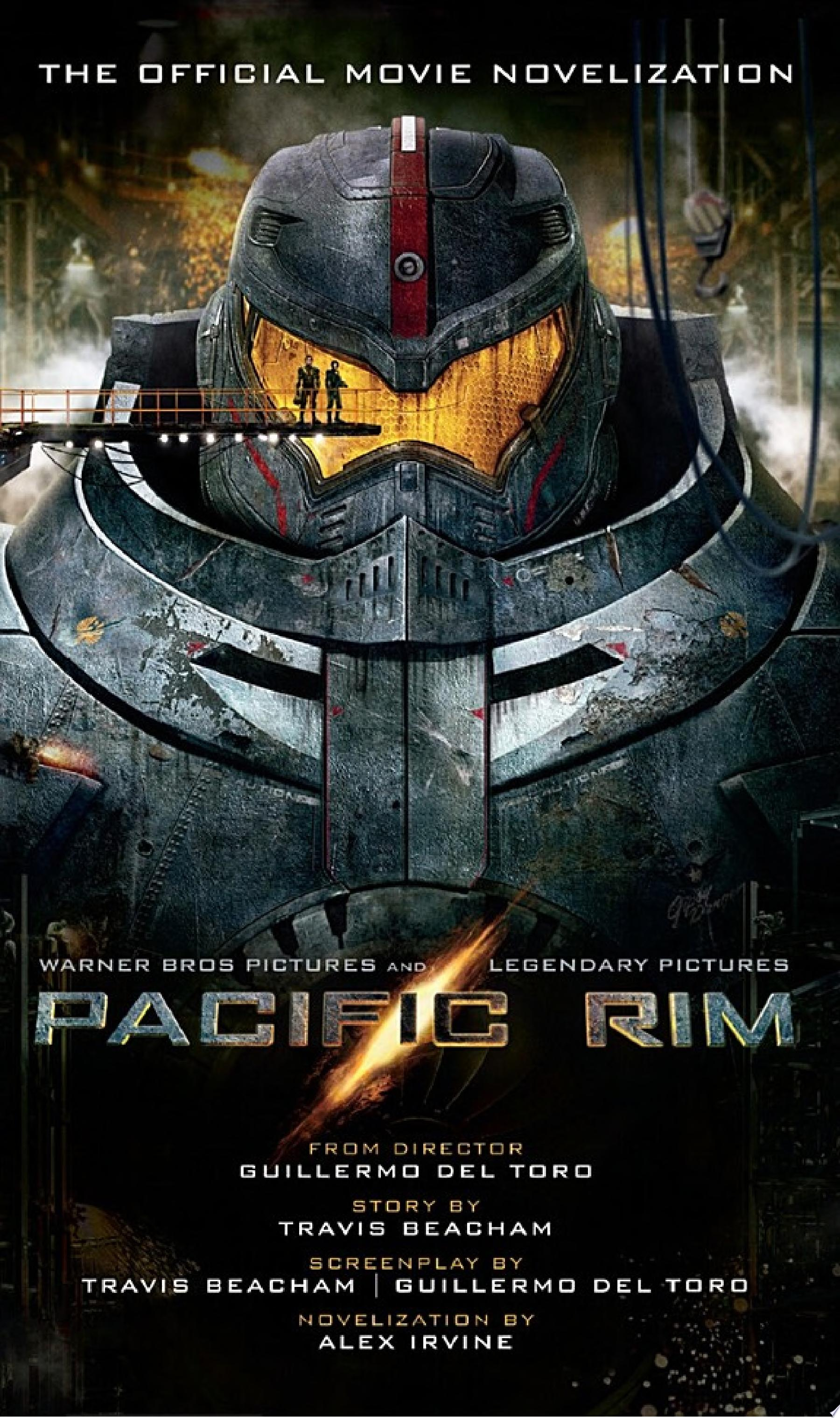 Pacific Rim  The Official Movie Novelization