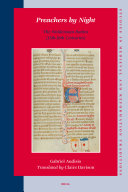 Preachers by Night: The Waldensian Barbes (15th-16th Centuries)