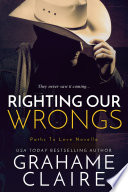 Righting Our Wrongs Book