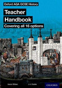 Oxford AQA History for GCSE: Teacher Handbook