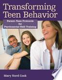 Transforming Teen Behavior Book