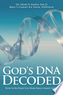 God S Dna Decoded