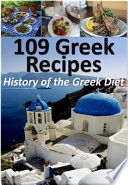 109 Greek Recipes Book