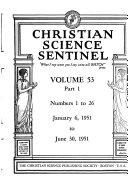 Christian Science Sentinel Book PDF