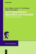 Wittgenstein's Remarks on Frazer