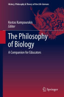 The Philosophy of Biology