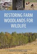 Restoring Farm Woodlands for Wildlife Pdf/ePub eBook