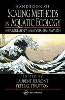 Handbook of Scaling Methods in Aquatic Ecology [Pdf/ePub] eBook