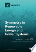 Symmetry in Renewable Energy and Power Systems Book
