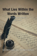 What Lies Within the Words Written [Pdf/ePub] eBook