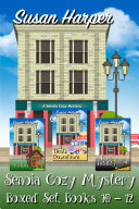 Senoia Cozy Mystery Boxed Set, Books 10-12