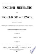 English Mechanic and World of Science Book