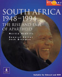 Books - Longman History Project Series:  South Africa 1948 -94 Grade 11 | ISBN 9780582473836