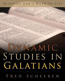 Dynamic Studies in Galatians