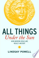 All Things Under The Sun Book PDF