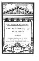 The Summoning of Everyman