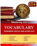 11+ Vocabulary - Practice Book