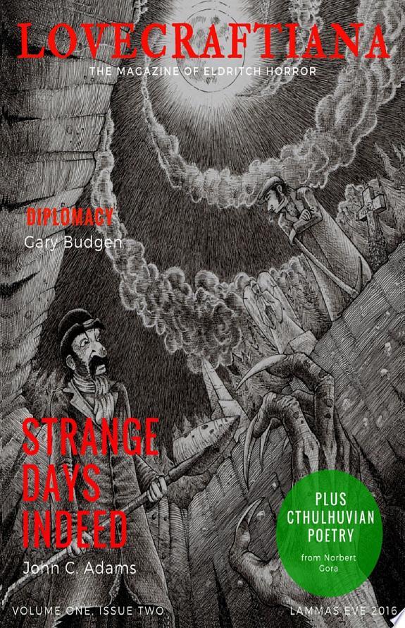 Lovecraftiana: Vol 1, Issue 2