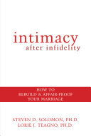 Intimacy After Infidelity Book PDF