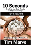 10 Seconds Pay It Forward Book