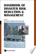 Handbook Of Disaster Risk Reduction Management