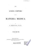 The Guiding Symptoms of Our Materia Medica Book