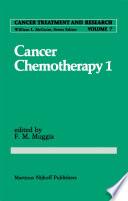 Cancer Chemotherapy 1 Book PDF