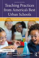 Teaching Practices from America's Best Urban Schools Pdf/ePub eBook