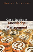Pdf Case Studies in Knowledge Management Telecharger