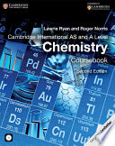 Books - Cambridge International As & A Level Chemistry Coursebook With Cd-Rom | ISBN 9781107638457