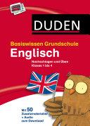 Basiswissen Grundschule - Englisch.