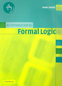 An Introduction to Formal Logic ebook