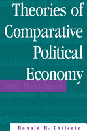 Theories Of Comparative Political Economy