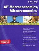 Kaplan AP Macroeconomics Microeconomics 2007 Edition