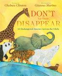 Don't Let Them Disappear Pdf/ePub eBook