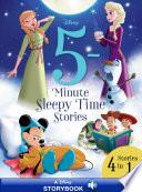 5 Minute Sleepy Time Stories