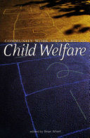 Community Work Approaches to Child Welfare Book