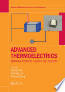 Advanced Thermoelectrics