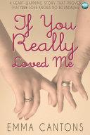 If You Really Loved Me [Pdf/ePub] eBook