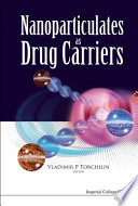 Nanoparticulates as Drug Carriers Book