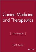 Canine Medicine and Therapeutics