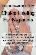 Chakra Healing For Beginners Book PDF