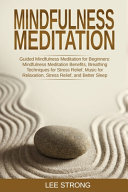 Mindfulness Meditation Book