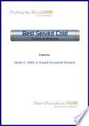 Best Served Cold: Studies on Revenge