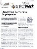 Ideas that Work