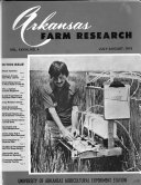 Arkansas Farm Research Book
