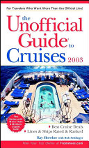 The Unofficial Guide to Cruises 2003 Book
