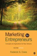Marketing for Entrepreneurs