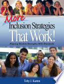 More Inclusion Strategies That Work  Book